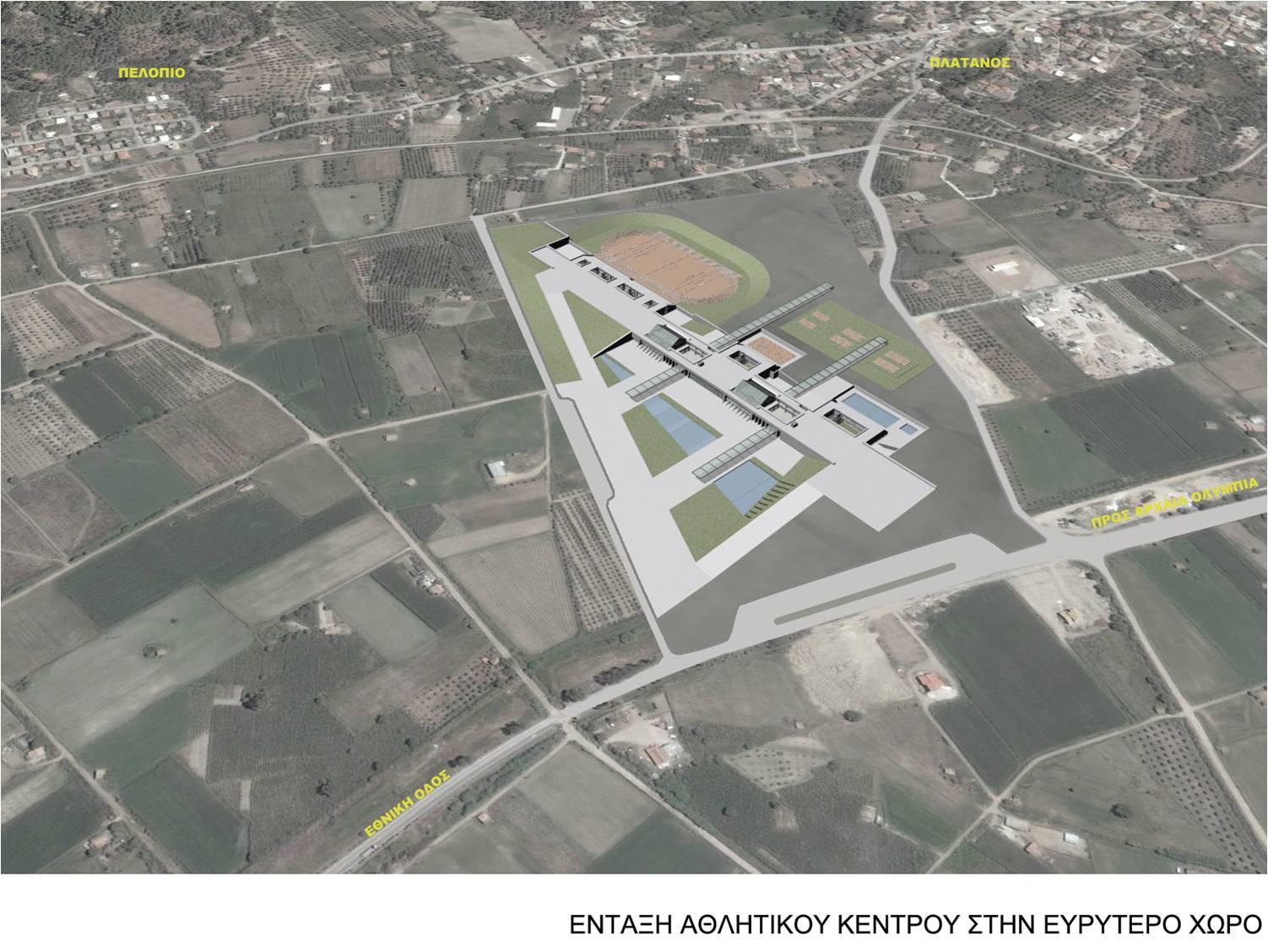 """Παρέμβαση του Δημάρχου Γιώργου Γεωργιόπουλου για το Αθλητικό Κέντρο Αρχαίας Ολυμπίας: """"Αυτό το έργο δεν προσφέρεται για αντιθεσμικές φιέστες"""""""