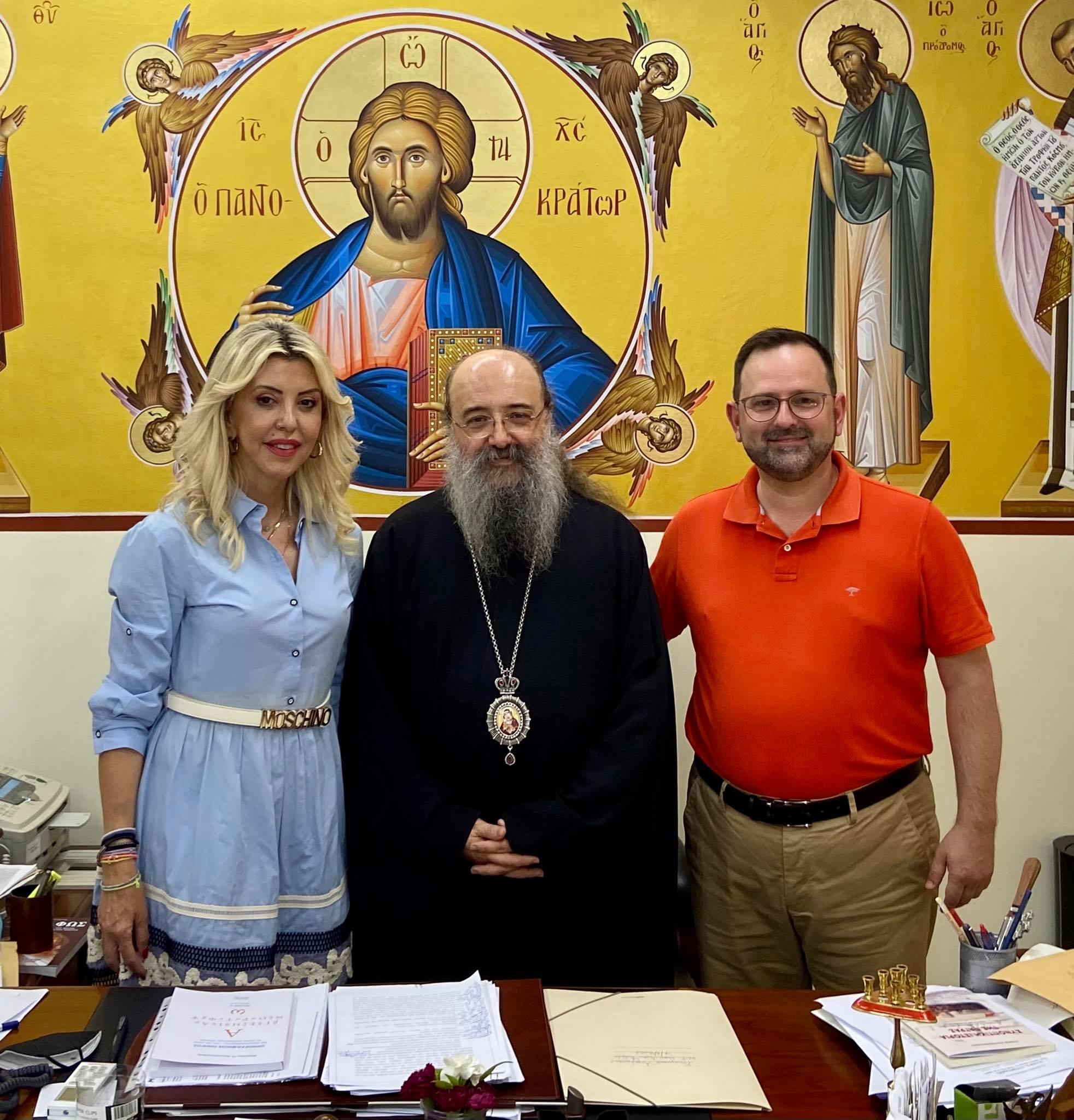 Νίκος Κοροβέσης: «Ο Θρησκευτικός Τουρισμός στο επίκεντρο της Τουριστικής Ανάπτυξης»