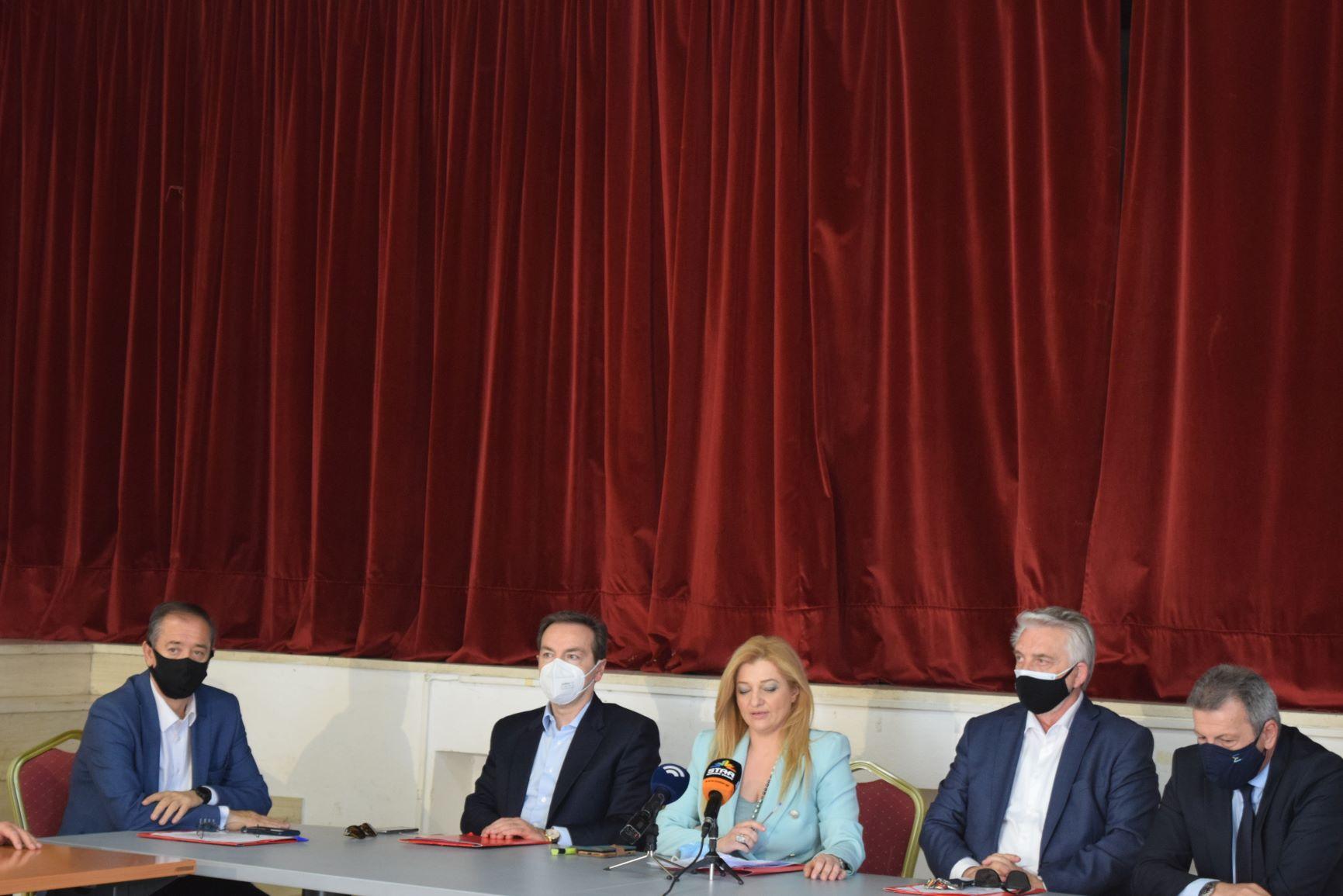 Αυγερινοπούλου: Γιορτάζουμε την Ημέρα Περιβάλλοντος με έργα και όχι με λόγια- Υποεπιτροπή Υδατικών Πόρων της Βουλής: Έργο εθνικής σημασίας η κατασκευή παραλίμνιου αγωγού του Μόρνου