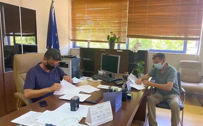 Δήμος Ανδραβίδας-Κυλλήνης: Νέες εγκαταστάσεις για το Ιππικό Κέντρο Ανδραβίδας- Υπογράφθηκε η σύμβαση για τα έργα