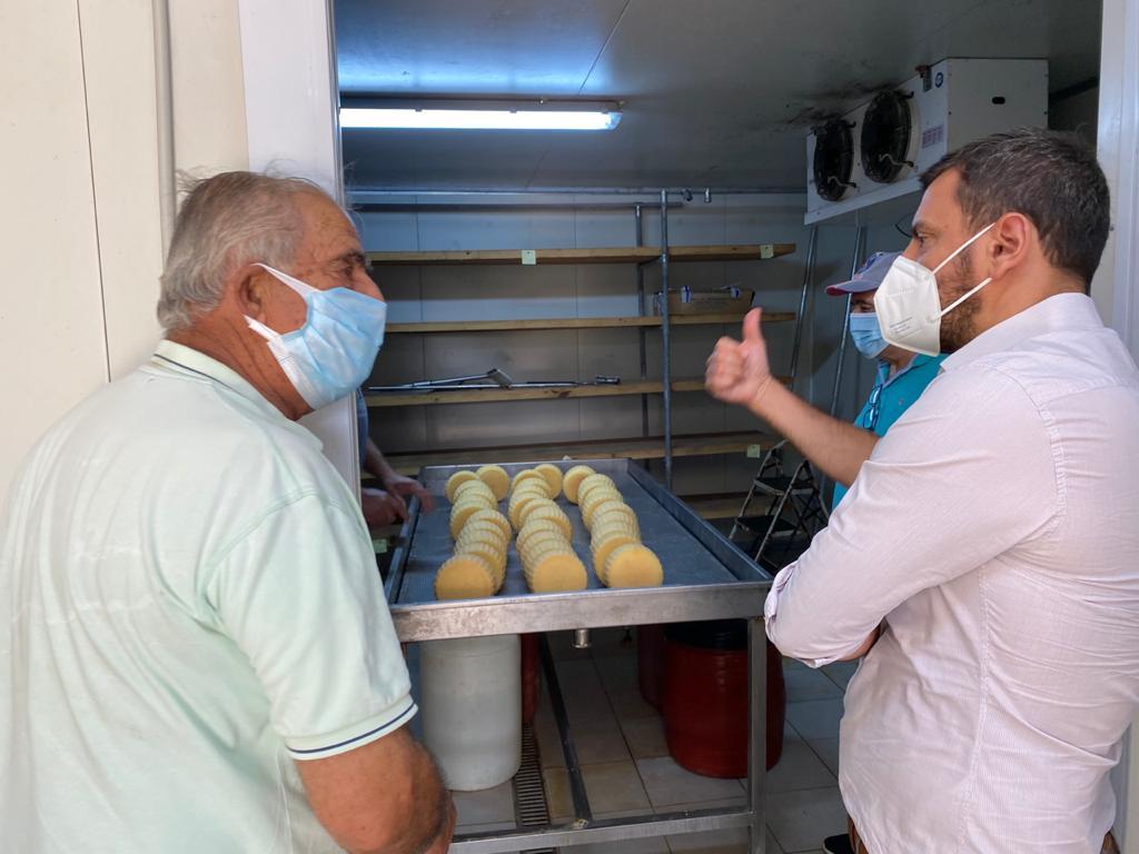 Ανδρέας Νικολακόπουλος: Πεδίο ανάπτυξης στον αγροκτηνοτροφικό τομέα- Επαφές του Ηλείου βουλευτή σε  αγροκτηνοτροφικές μονάδες του νομού