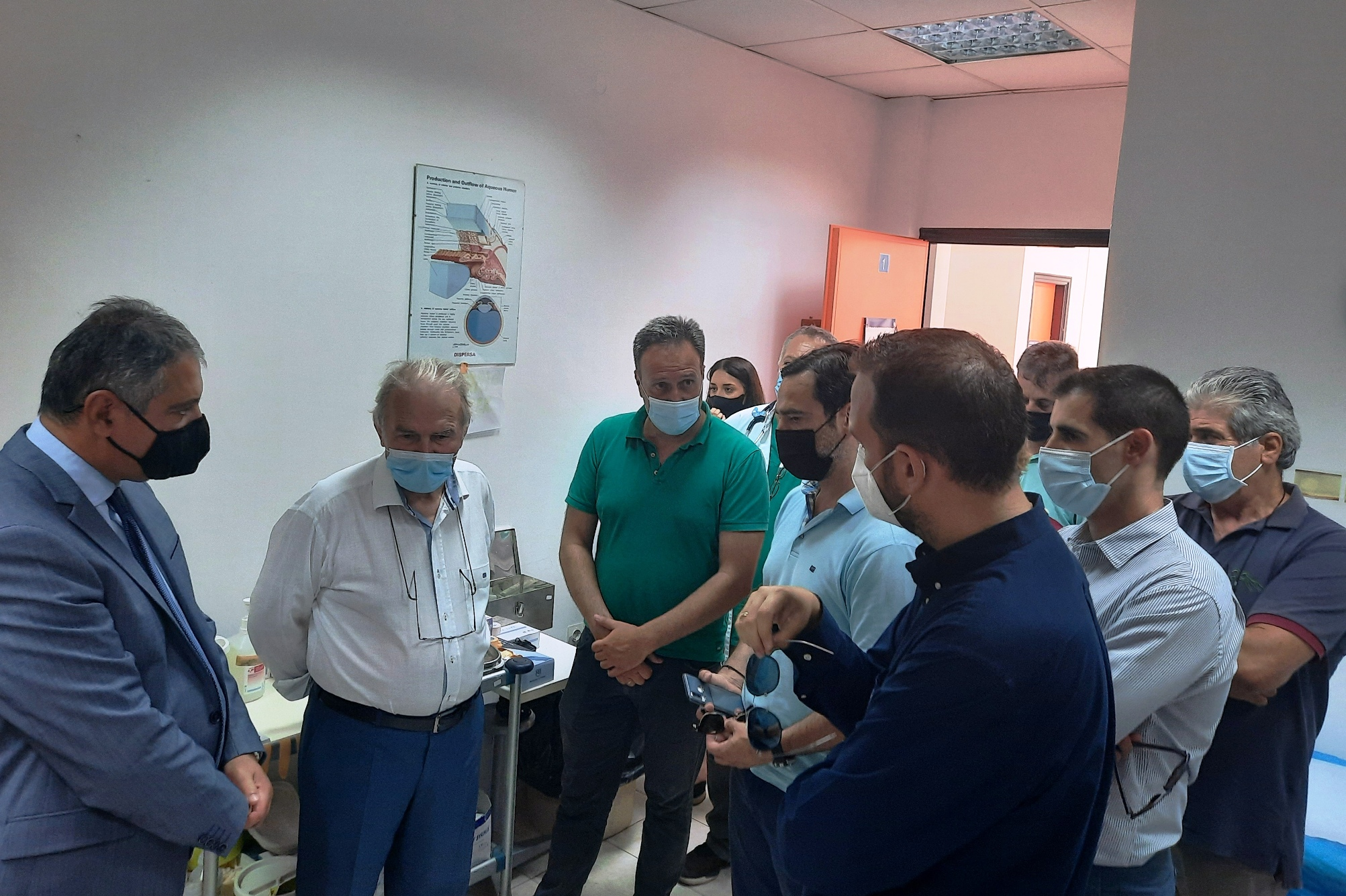 Τρεις οικίσκοι για τεστ ανίχνευσης Covid-19, στην Π.Ε Ηλείας- Στα Κέντρα Υγείας, Βάρδας, Αρχ. Ολυμπίας και Κρεστένων (photos)