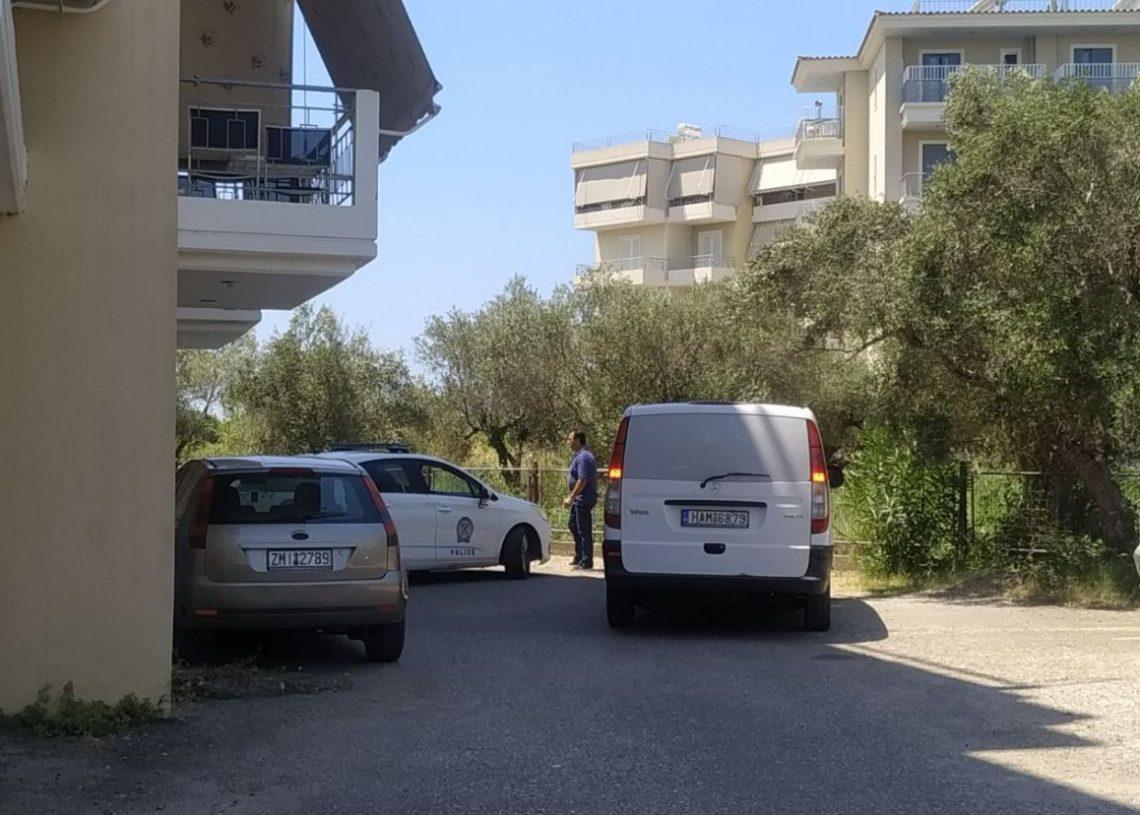 Σοκ στον Πύργο: Νεκρός 55χρονος που έπεσε από μπαλκόνι πολυκατοικίας στον Πύργο (photo)