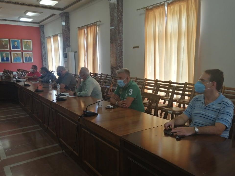 Δήμος Πύργου: Σύσκεψη με φορείς για την επόμενη ημέρα των πυρκαγιών- Παναγιώτης Αντωνακόπουλος: «Ήρθε η ώρα να ακουστεί η φωνή μας»