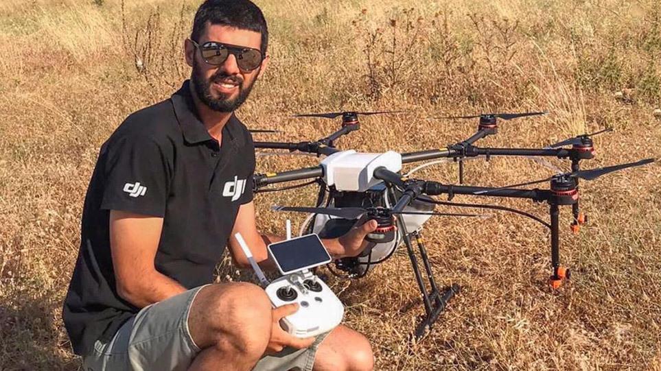 Αυτός είναι ο 38χρονος εθελοντής, που έχασε άδικα τη ζωή του στη μεγάλη φωτιά στην Ιπποκράτειο Πολιτεία -Οι φίλοι του τον αποκαλούσαν βασιλιά των drone- Την Τρίτη η κηδεία του