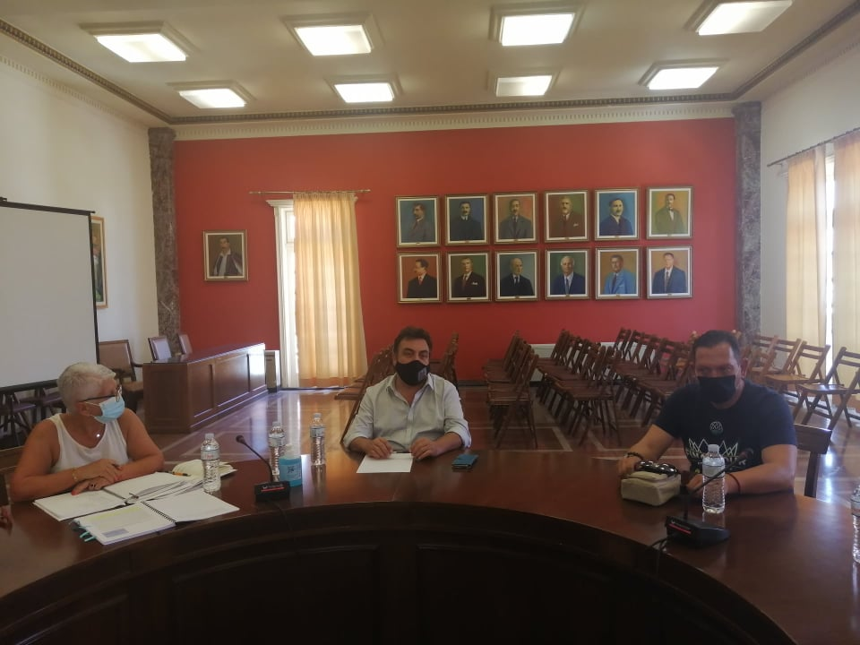 Δήμος Πύργου: Έκτακτη συνεδρίαση του Σ.Τ.Ο. ενόψει αυξημένου κινδύνου πλημμυρών μετά τις πυρκαγιές (photos)