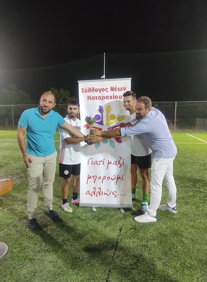 Δήμος Πύργου: Ολοκληρώθηκε το φιλανθρωπικό τουρνουά ποδοσφαίρου με τη στήριξη του Δήμου (photos)