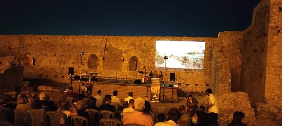 Με επιτυχία η εκδήλωση του συλλόγου Καλλιάφεια, «Οι ρόλοι των νερόμυλων στην επανάσταση του 1821» στις 27/08 στο Κάστρο Χλεμούτσι